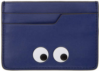 Anya Hindmarch Blue Eyes Card Holder