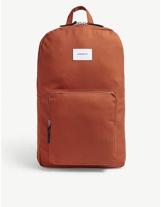 SANDQVIST Organic cotton backpack