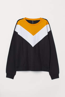 H&M Sweatshirt - Black