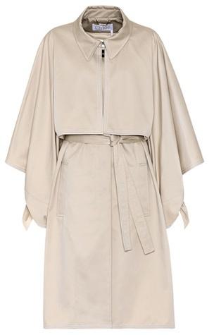 Chloé Chloé Cotton trench coat