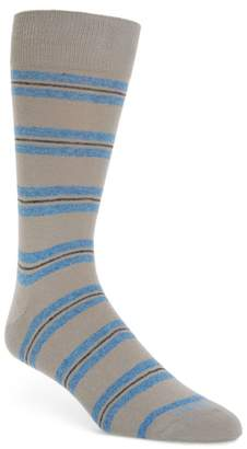 Lorenzo Uomo Genova Striped Socks