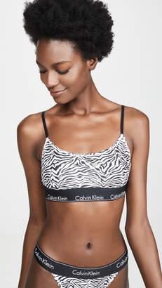 Calvin Klein Underwear Backless Bralette