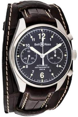 Bell & Ross Antimagnetic 126 Watch