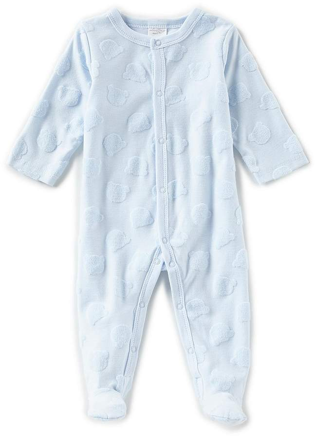Starting Out Baby Boys Newborn-6 Months Long-Sleeve Bear Coverall
