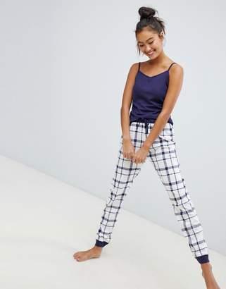 New Look Check Pyjama Set