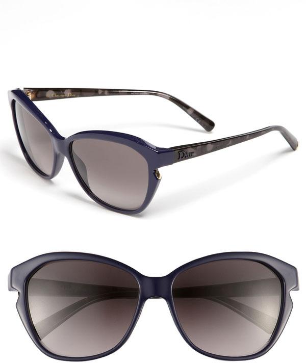 Dior 'Simply Dior' 58mm Cat's Eye Sunglasses