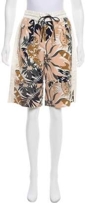 Rag & Bone Silk Floral Shorts w/ Tags