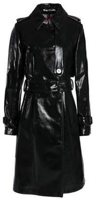 Stella McCartney Coated Cotton-Blend Trench Coat