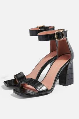 15e55d6ce45b Topshop WIDE FIT SUKI Two Part Sandals