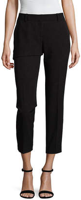 WORTHINGTON Worthington Curvy Fit Ankle Pants