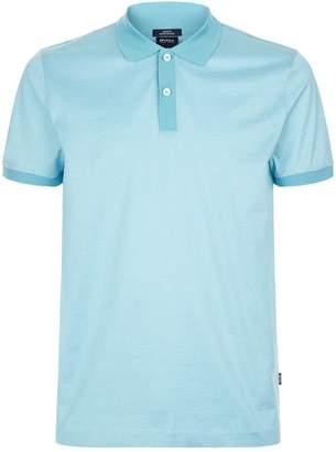 BOSS Mercerised Cotton Polo Shirt