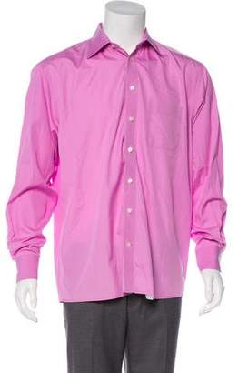 Eton Woven Dress Shirt
