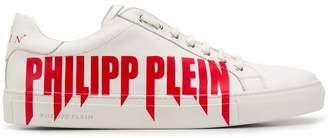 Philipp Plein printed sneakers