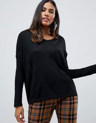 b03db116e70 Black Loose Jumper Women - ShopStyle UK
