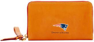 Dooney & Bourke New England Patriots Florentine Zip Around Wallet
