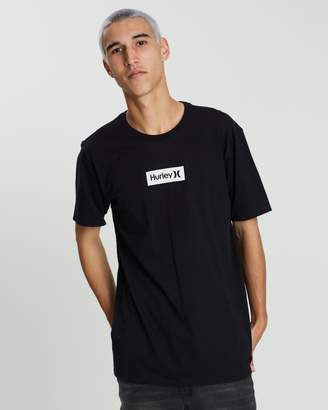 Hurley One and Only Small Box T-Shirt