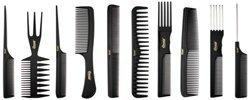 Annie Professional Comb Set 10Ct Black $6.99 thestylecure.com