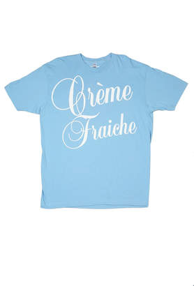 Blue & Cream Blue&Cream Creme Fraiche Crewneck Tee