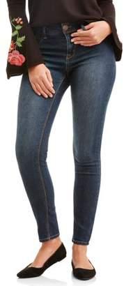 "A3 Apparel Women's Ultimate Stretch Skinny Jeans 30"" Inseam"
