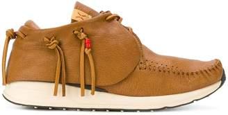 Visvim stitched sneaker boots