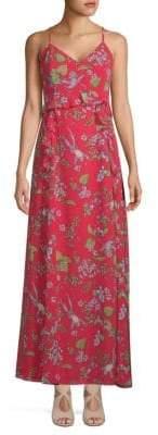 Nanette Lepore Floral Maxi Dress