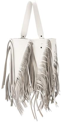 Proenza Schouler fringed tote bag