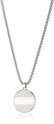 Tommy Hilfiger Jewelry Men Stainless Steel Pendant Necklace - 2790037