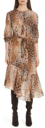 Lafayette 148 New York Delancy Silk Dress