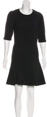 Veronica Beard Wool-Blend Dress