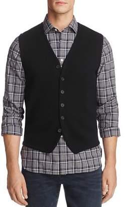 Mens Button Sweater Vest Shopstyle
