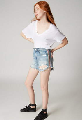 1c4a718718003 ... Blank NYC Cut Off Shorts With Side Stripe