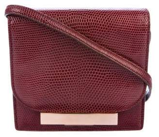 The Row Classic Lizard Shoulder Bag