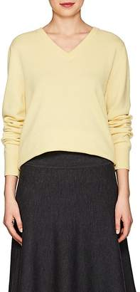 The Row Women's Maley Cashmere V-Neck Sweater