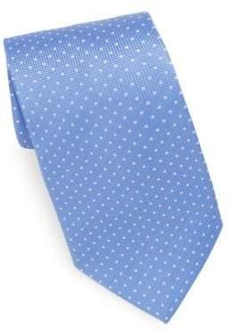 Eton Blue Dot Tie