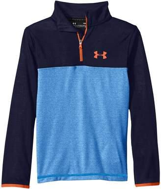 Under Armour Kids Threadborne 1/4 Zip Boy's Sweatshirt