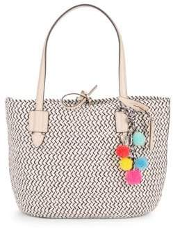 Vince Camuto Colle Textured Tote