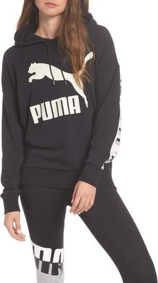 Puma Revolt Graphic Hoodie