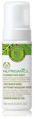 The Body Shop NutriganicsTM Foaming Face Wash
