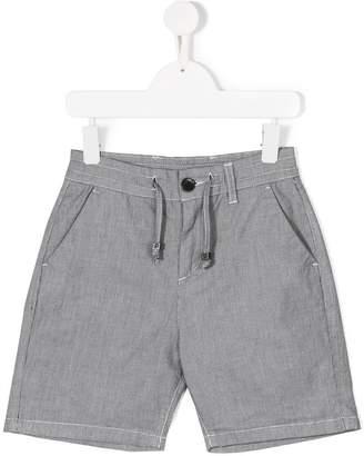 Paolo Pecora Kids drawstring waist shorts