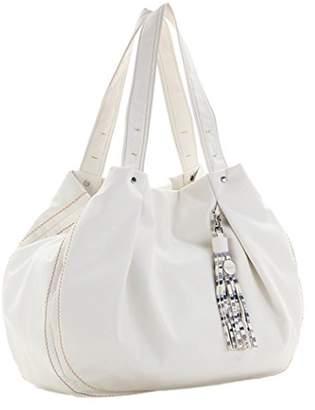 Abbacino Women's 8883 Shoulder Bag White