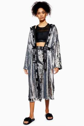 Ivy Park Sequin Boxing Robe