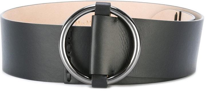 Max MaraMax Mara circle buckle belt
