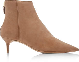 Alexandre Birman Kittie Suede Booties