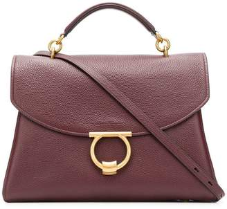 Salvatore Ferragamo Gancini handle bag