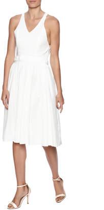 BRIGITTE Bardot White Dress