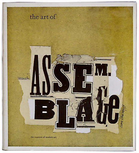 MoMA's The Art of Assemblage