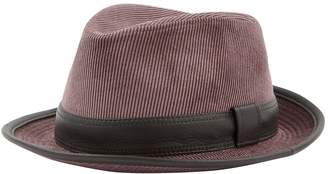 Hermes Purple Polyester Hats & pull on hats