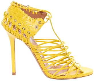 5f815e3a8de Yellow Heels - ShopStyle