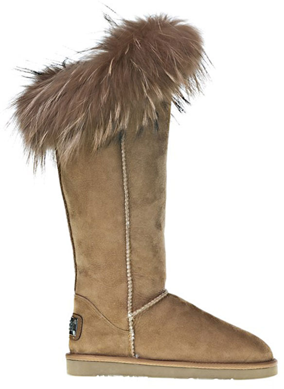 Australia Luxe Collective Foxy Tall in Chestnut