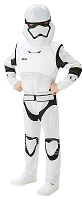 Rubie's Costume Co Star Wars Episode VII: The Force Awakens Stormtrooper Children's Costume, 5-6 years